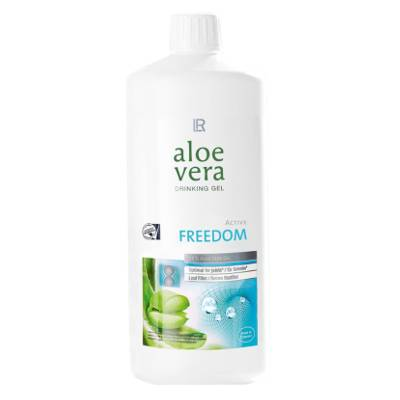 aloe vera drinking gel freedom lr health beauty systems. Black Bedroom Furniture Sets. Home Design Ideas
