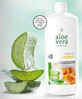 Foto des Produktes LR Aloe Vera Drinking Gel Honey Sixpack