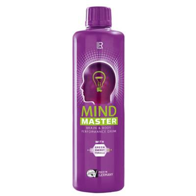 Bild von LR Mind Master Brain & Body Performance Drink Formula Green