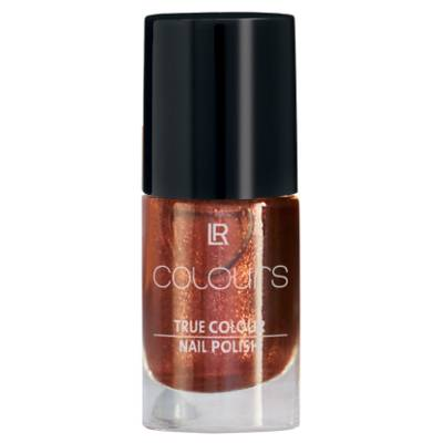 Produktfoto LR Colours True Colour Nail Polish Rusty Red