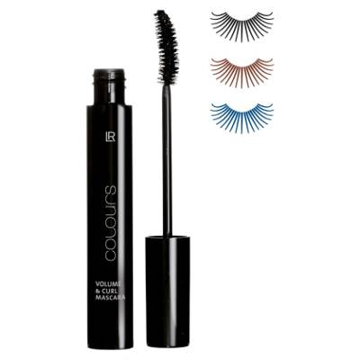 Abbildung Colours Volume & Curl Mascara