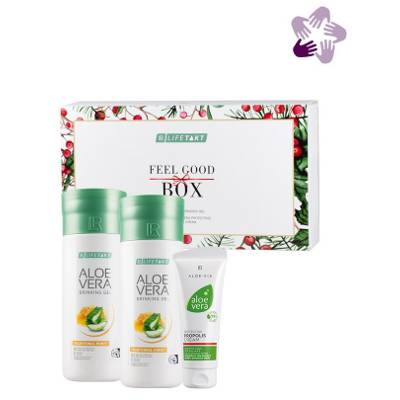 Artikelfoto LR Aloe Vera Feel Good Box Honey