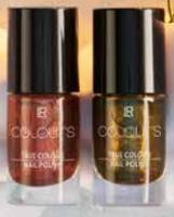 Produktbild LR Colours True Colour Nail Polish Rusty Red