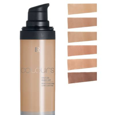 Abbildung LR Colours Oilfree Make-up
