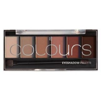 Abbildung LR COLOURS Eyeshadow Palette Statement Look