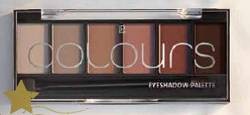 Produktbild LR COLOURS Eyeshadow Palette Statement Look