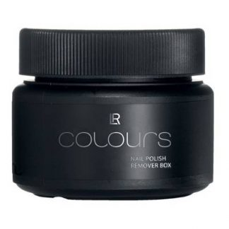 Produktfoto LR Colours Nail Polish Remover-Box