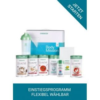 Abbildung LR Body Mission 28 Tage Flex Set