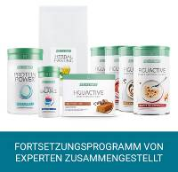 Abbildung LR Body Mission 28 Tage Extension Set