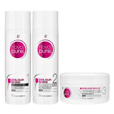Abbildung LR nova pure Colour Shine Set