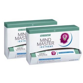 Abbildung LR Mind Master Extreme Performance Powder 2er-Set