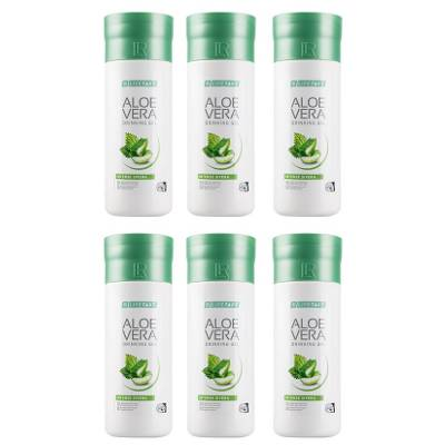 LR Aloe Vera Drinking Gel Intense Sivera 6er Set | belleso-Shop