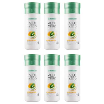 LR Aloe Vera Drinking Gel Traditionell mit Honig 6er Set