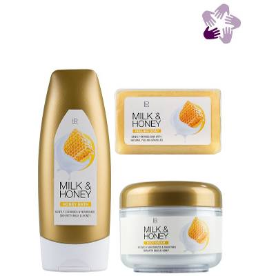 Produktfoto LR Milk and Honey Set