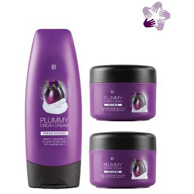 Produktabbildung LR Plummy Cream Dream-Set