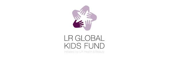Bild mit Logo des LR Global Kids Fund e. V. (LRGKF)